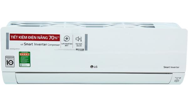Máy lạnh LG V10APQ 1 HP có xua muỗi đang giảm giá tại Nguyễn Kim