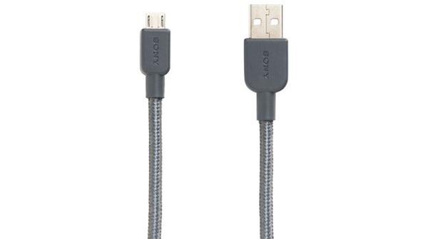 Cáp USB Sony CP-ABP150/HC WW màu đen giá hấp dẫn tại Nguyễn Kim
