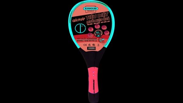 Vợt muỗi Sunhouse SHE-W1701.G giá hấp dẫn tại Nguyễn Kim