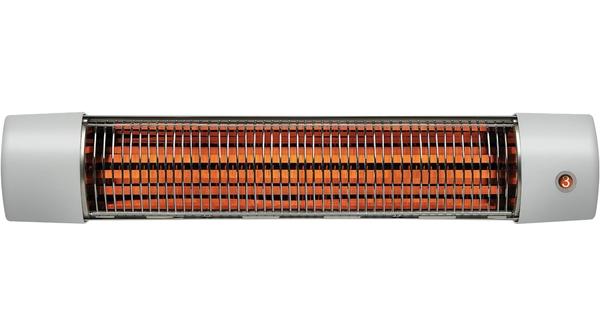 Đèn sưởi Steba QH1800 màu ghi giá hấp dẫn tại Nguyễn Kim