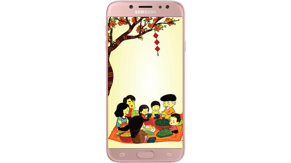 Samsung Galaxy J7 Pro màu hồng giá hấp dẫn tại Nguyễn Kim
