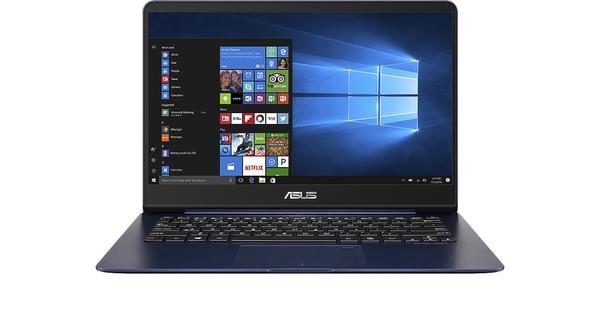 Laptop ASUS Zenbook UX430UA - GV334T mặt trước