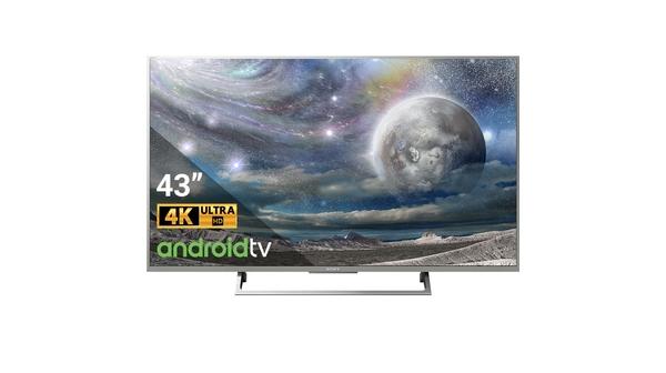 Android Tivi Sony 4K 43 inch KD43X8000E/SVN3 hình ảnh sắc nét đến từng chi tiết