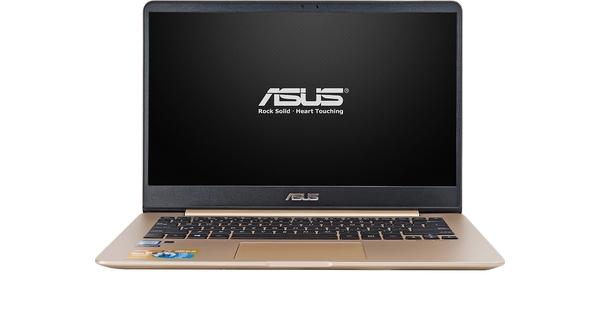 Laptop Asus Vivobook UX430UA - GV261TS mặt trước