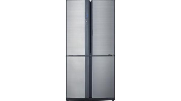 Tủ lạnh Sharp Inverter 556 lít SJ-FX631V-SL mặt chính diện