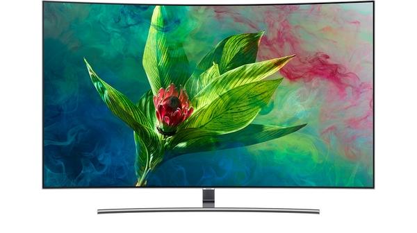 Tivi QLED Samsung 55 inch QA55Q8CNAKXXV mặt trước