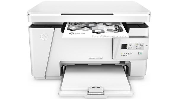 Máy in đa chức năng HP LaserJet Pro MFPM26A T0L49A mặt trước