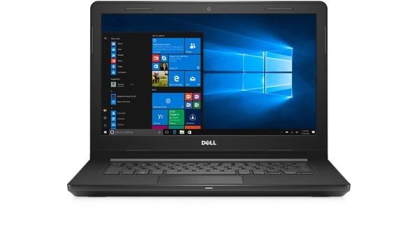 Laptop Dell Inspiron 14 3452 (6PFTF11) mặt trước