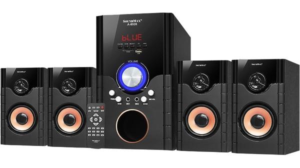 Loa vi tính Soundmax A8920 màu đen giá ưu đãi tại Nguyễn Kim