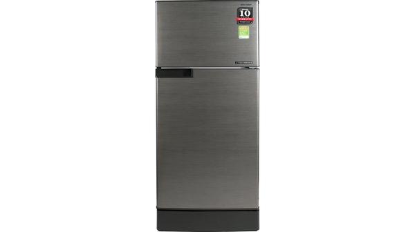 Tủ lạnh Sharp Inverter 165 lít SJ-X176E-DSS mặt chính diện