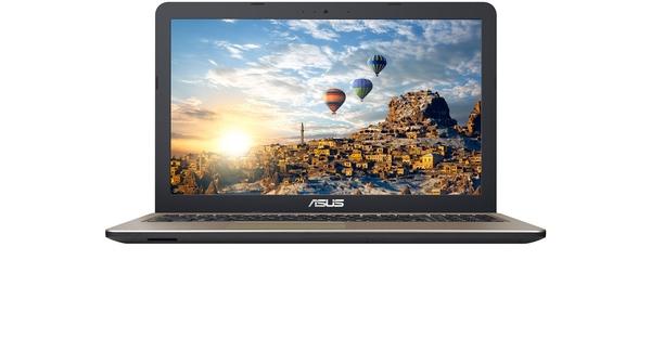 Laptop ASUS X540UB-DM024T mặt trước