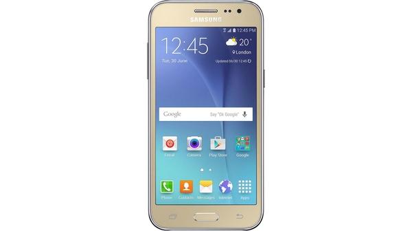 Điện thoại Samsung Galaxy J2 Pro màu vàng giá tốt tại Nguyễn Kim