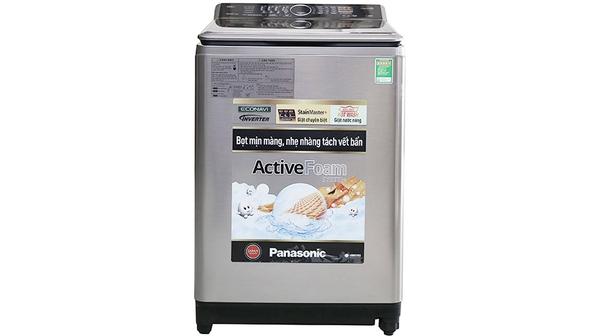 Máy giặt Panasonic 13.5 kg NA-F135V5SRV mặt trước