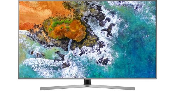 Tivi Samsung 65 inch UA65NU7400KXXV mặt trước