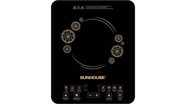 Bếp điện từ cảm ứng Sunhouse SHD6870 giá tốt tại Nguyễn Kim