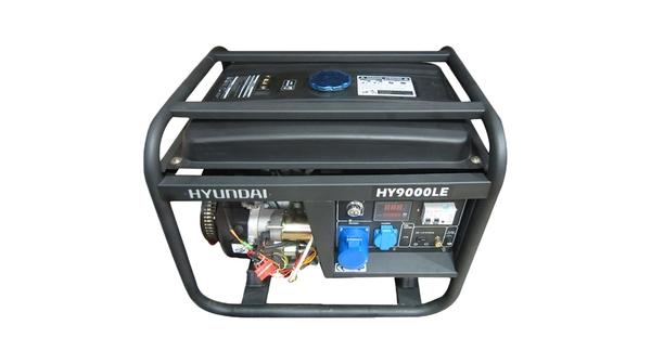 Máy phát điện Hyundai HY9000LE giá hấp dẫn tại Nguyễn Kim