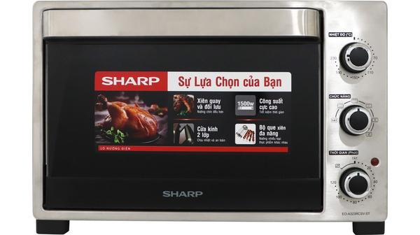 Lò nướng Sharp EO-A323RCSV-ST giá tốt tại Nguyễn Kim