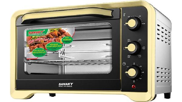 Lò nướng Sanaky VH-309N2D chính hãng, giá tốt tại Nguyễn Kim
