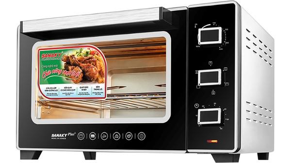 Lò nướng Sanaky VH-3599N2D chính hãng, giá tốt tại Nguyễn Kim
