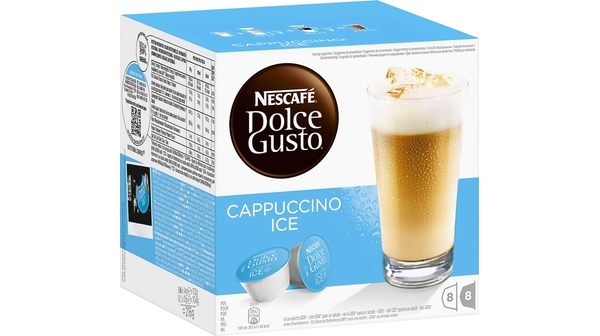 Nesc-cà phê sữa Nescafe Dolce Gusto - Cappuccino đá 216g giá tốt tại Nguyễn Kim
