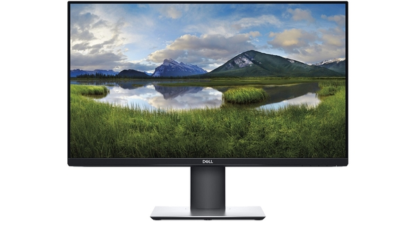 Màn hình Dell 23 inch Pro P2319H mặt chính diện
