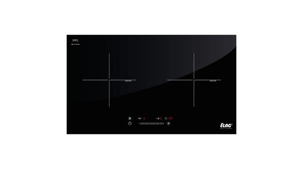 Bếp điện từ Elag KMI 73610.2-B được thiết kế mặt kính sang trọng