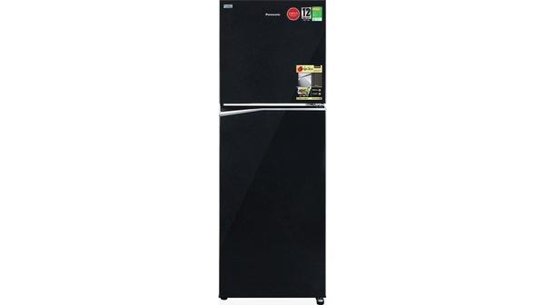 Tủ lạnh Panasonic Inverter 306 lít NR-BL340PKVN măt chính diện