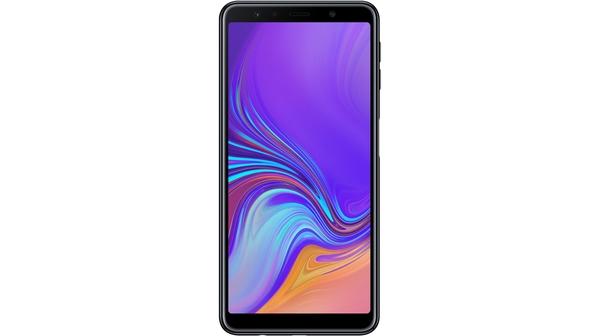 Samsung Galaxy A7 (2018) màu đen giá tốt tại Nguyễn Kim