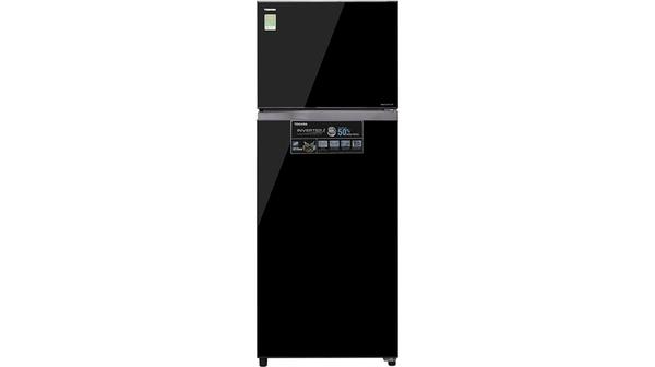 Tủ lạnh Toshiba Inverter 409 lít GR-AG46VPDZ (XK1) mặt chính diện