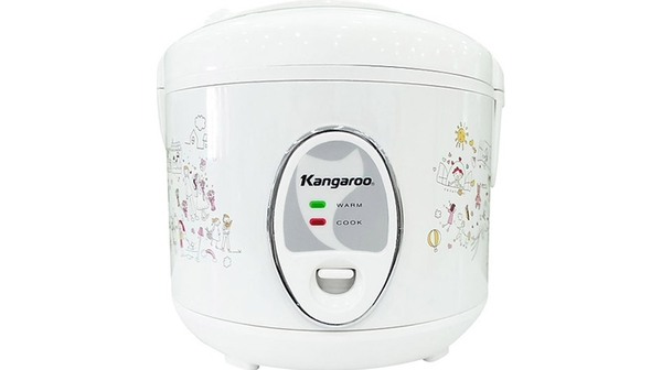 Nồi cơm điện Kangaroo KG18M giá hấp dẫn tại Nguyễn Kim