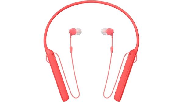 Tai nghe Sony WI-C400 cho chất lượng âm thanh sống động