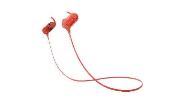 Tai nghe Sony MDR-XB50BSRZE màu đỏ giá ưu đãi tại Nguyễn Kim