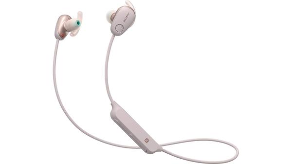Tai nghe Sony WI-SP600N/PME màu hồng giá tốt tại Nguyễn Kim