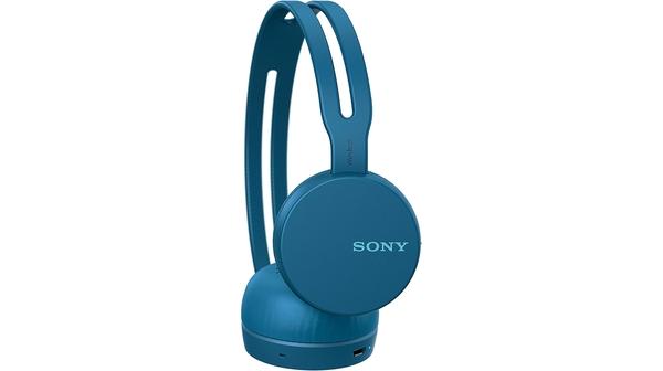 Tai nghe Sony - WH- CH400/ LZ E cho kết nối nhanh chóng