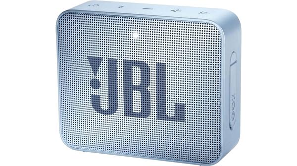 Loa Bluetooth JBL GO2CYAN màu xanh ngọc giá rẻ tại Nguyễn Kim