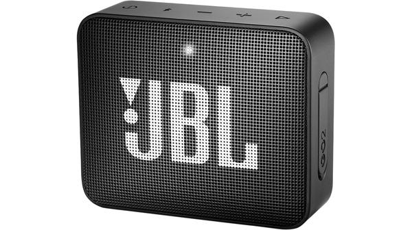 Loa bluetooth JBL GO2BLK màu đen giá tốt tại Nguyễn Kim