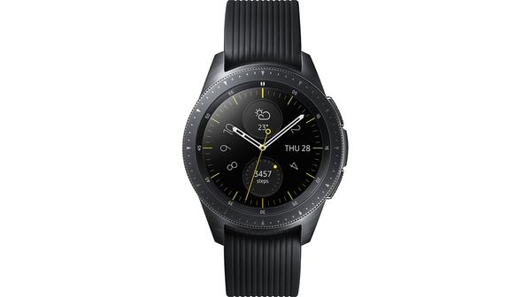 Samsung Galaxy Watch 42mm SM-R810 Midnight Black giá hấp dẫn tại Nguyễn Kim