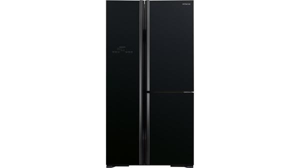 Tủ lạnh Hitachi 600 lít R-M700PGV2 đen giảm tốt tại Nguyễn Kim