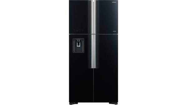 Tủ lạnh Hitachi Inverter 540 lít R-FW690PGV7X (GBK) mặt chính diện