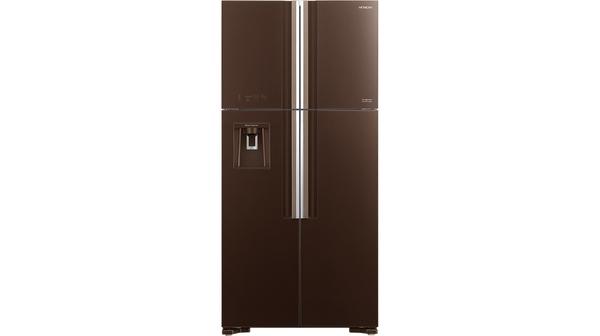 Tủ lạnh Hitachi Inverter 540 lít R-FW690PGV7X (GBW) mặt chính diện