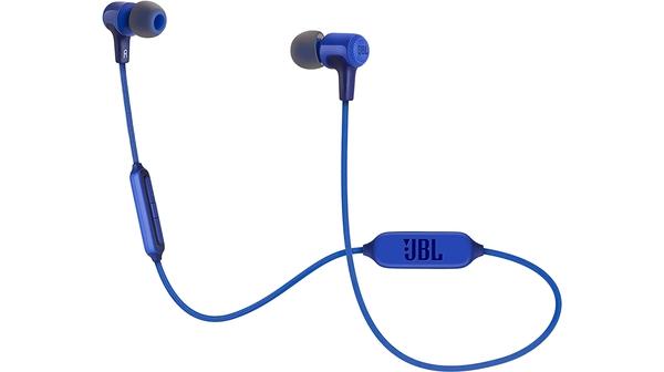 Tai nghe JBL E25BTBLU màu xanh dương giá rẻ tại Nguyễn Kim
