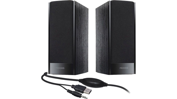Loa vi tính Soundmax B56 đang được bán chính hãng giá tốt tại Nguyễn Kim