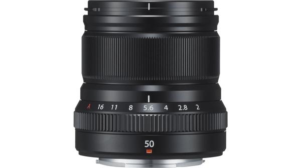 Ống kính Fujifilm XF50MM F2 Đen giâ rẻ tại Nguyễn Kim