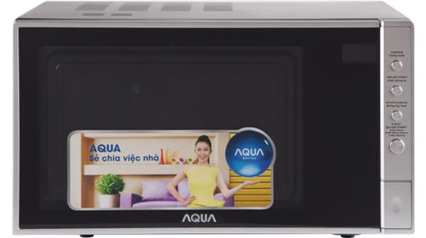 Lò vi sóng Aqua 23 lít AEM-G3597VS giá tốt tại Nguyễn Kim