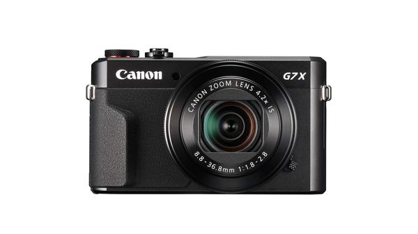 Máy ảnh Canon Powershot G7X MKII giá hấp dẫn tại Nguyễn Kim
