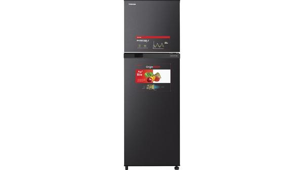 Tủ lạnh Toshiba Inverter 253 lít GR-B31VU (SK) mặt chính diện