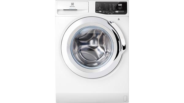 Máy giặt Electrolux Inverter 9kg EWF9025BQWA mặt chính diện