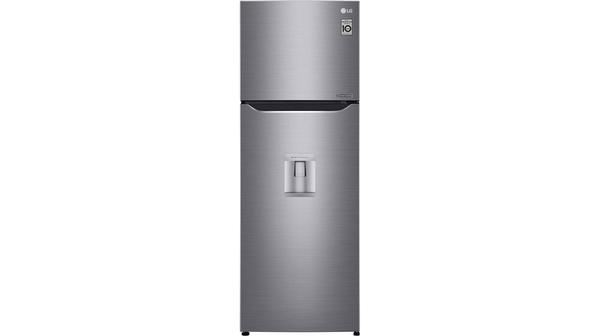 Tủ lạnh LG Inverter 255 lít GN-D255PS mặt chính diện