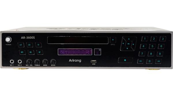 Đầu đĩa DVD Karaoke Arirang AR 3600S giá tốt tại Nguyễn Kim