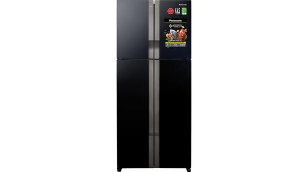 Tủ lạnh Panasonic Inverter 550 lít NR-DZ600GKVN mặt chính diện